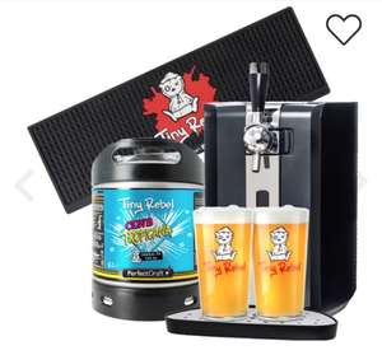 PerfectDraft Tiny Rebel Clwb Tropicana Starter Bundle £199 @ Beer