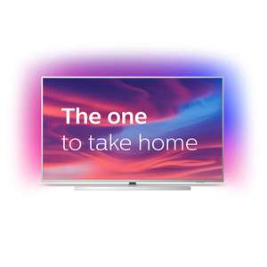 Philips 65PUS7304/12 65-Inch 4K Ultra HD Android Smart TV with Ambilight 3-sided and HDR 10+, Works With Alexa £876.29 @ Amazon