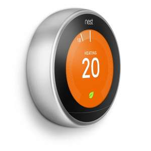 Nest® T3028GB Learning Thermostat - 3rd Generation £159.49 at The Electrical Showroom