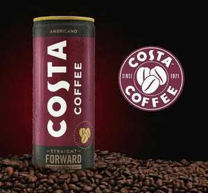 Costa coffee 250ml ready to drink - £1 @ Premier Stores