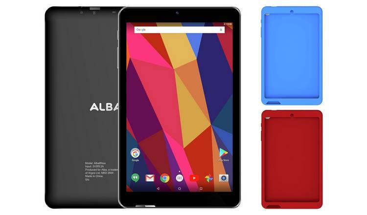 Kids Basic Tablet- Alba 8 Inch 16GB Tablet - Black £59.99 at Argos