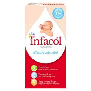 Infacol drops for babies/infants £6.50 @ sainsbury's