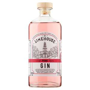 Limehouse Pink Gin £9.06 - Tesco pricing error! instore -  Enfield Town