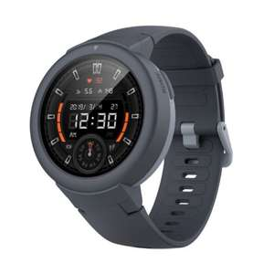 Xiaomi Amazfit Verge Lite Smartwatch - Grey (International version English only) £69.99 @ Eglobal Central