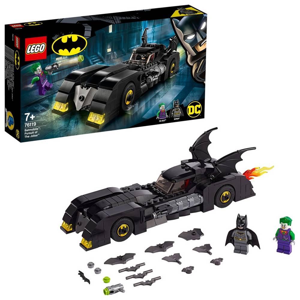 Lego 76119 Batmobile: Pursuit of The Joker Super Heroes Batman £21.11 @ Jacinabox.co.uk