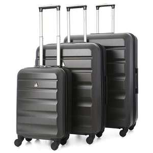 Extra 12% Off Selected Suitcases & Luggage Sets @ Packed Direct - Aerolite Hard Shell Suitcase Luggage Set £66.88 delivered (more in post)