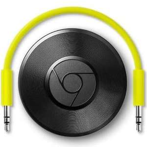 Google Chromecast Audio - £6.99 @ Currys (In-store only)