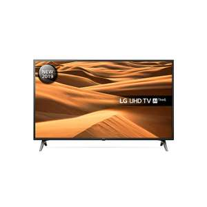 LG 55UM7100PLB 55 Inch UHD 4K HDR Smart LED TV with Freeview Play - Ceramic Black (2019 Model) £499 @ Amazon