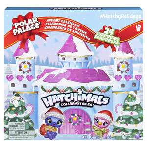 HATCHIMALS 6044284  CollEGGtibles Advent Calendar £13.48 (Prime) / £17.97 (non Prime) @bargainmax/fulfilled by Amazon