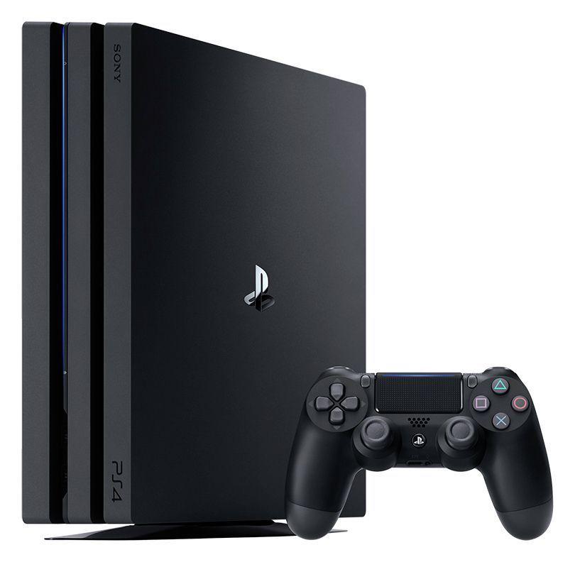 Refurbished  Sony PlayStation PS4 Pro 1TB 4K Console - Black £195.99 @ Argos eBay