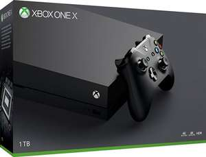 XBOX One X Console 1TB - Boxed £298 at CeX