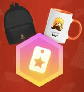 Do you have what it takes to be a community VIP? Win some hotukdeals goodies every month!