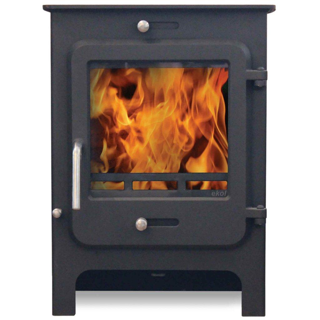 Ekol Clarity 8kW Multi fuel Stove (Log burner) £679 at Bell
