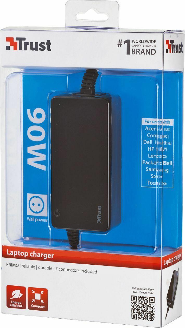 Trust 90W Universal Laptop Charger £9 99 at Argos eBay