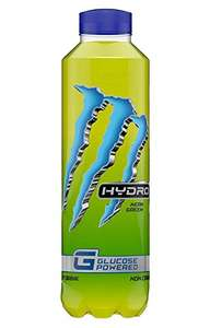 Monster Hydro Energy Mean Green, 550ml, in store Poundtretchers Sheffield Queens Rd, £0.05 discount offer