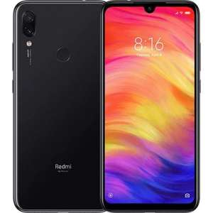 Flash Sale - 64GB Xiaomi Redmi Note 7 4G Smartphone Global Version - Black Only £124.95 With Code @ Gearbest