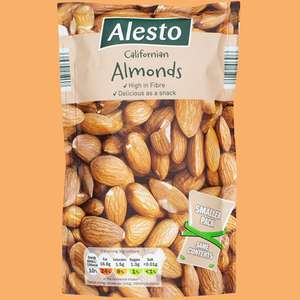 Alesto California Almonds 200g for £1.29 @ Lidl