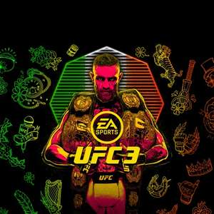 UFC 3 (EA Sports) for £5 / Deluxe for £7.56 @ PlayStation Network (US)