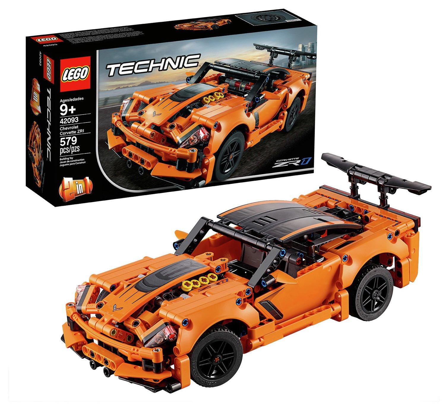 LEGO  42093 Technic Chevrolet Corvette ZR1 Car Replica - 42093 - £23 @ Argos (Amazon PM)