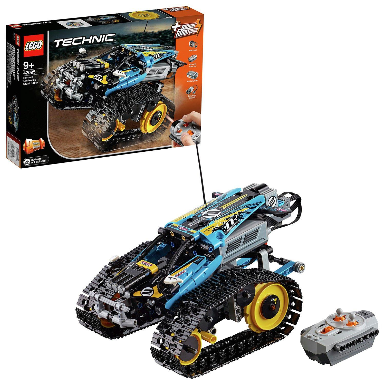 LEGO Technic Remote Control Stunt Racer Toy Car - 42095 £48.75 at Argos & Amazon