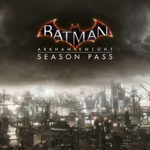 Batman Arkham Knight Season Pass £4.79 @ PSN UK (Base game free now with PS+)
