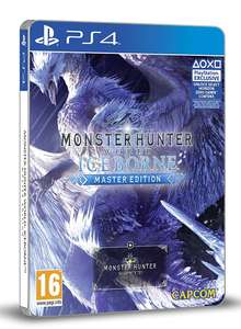 Monster Hunter World Iceborne - Master Edition inc Steelbook (PS4/Xbox One) £36.95 Delivered @ The Game Collection
