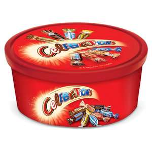 Chocolate Tubs 2 for £7 (Celebrations, Heroes, Quality Street, Roses) @ Morrisons
