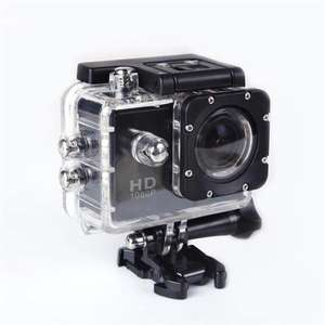 1080p Waterproof Action Camera Black by Object £7.14 with code SUN50 @ Euro Car Parts