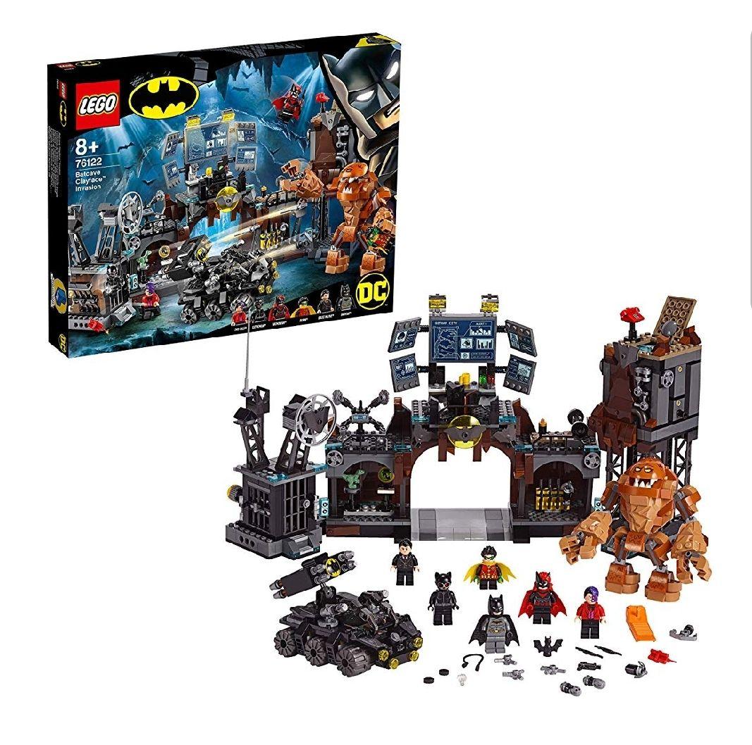 LEGO 76122 DC Batman Batcave Clayface Invasion now £75.99 @ Amazon