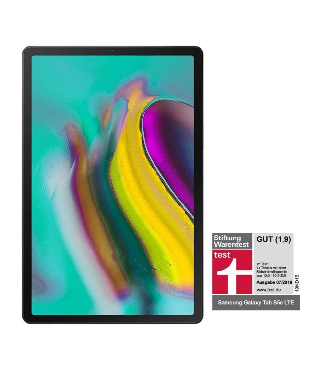 Samsung Galaxy Tab S5e LTE SM-T725 64GB Gold DE Version £305.12 @ Amazon