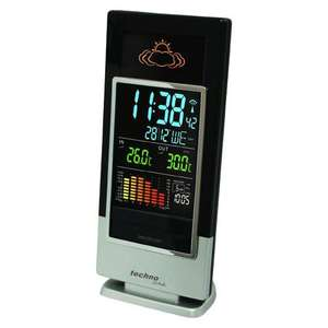 Technoline WS 6502 Colour Display Forecast Weather Station now £11.98 (Prime) + £4.49 (non Prime) - Sold byThe UK Weather Store on Amazon