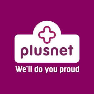 Plusnet 8GB Unlimited Calls/Texts - 30 Day Rolling Contract - £10pm @ Plusnet