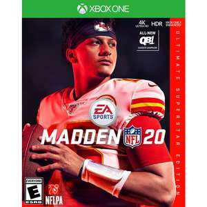 Free Play Days - Madden NFL 20 Xbox One at Microsoft Store