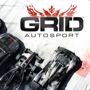 GRID Autosport [Nintendo Switch] (preorder) £29.99 @ Nintendo eShop (£25.99 with eShop top up from cdkeys)