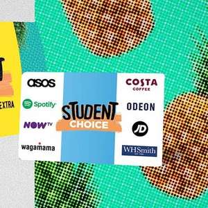 5,000 More points = £5 Morrisons voucher on £20 Gift Cards including Student Choice (ASOS, Spotify, Now TV, Costa, Odeon + more) @ Morrisons