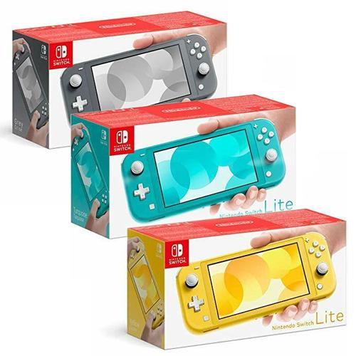 Pre-Order Nintendo Switch Lite  £179.68 with code @ eBay ShopTo