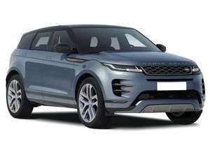 Range Rover Evoque R Dynamic D150 Manual 2 Year Lease Deal (23 x £254.81 + £1528.85 upfront) - £7,389.49 Total Carleasingmadesimple