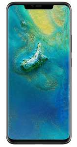 Huawei Mate 20 Pro 128GB 100GB Data Unlim Text/Mins £28p/m for 24 months on Three via uSwitch (£29 UF £701 Total )