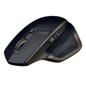 Logitech MX Master Multi-Device Bluetooth Wireless Mouse with USB Unifying Receiver £44.99 @ Amazon