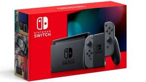 Nintendo Switch Console - Grey (or Neon) with improved battery £251.99 using voucher code @ eBay Argos