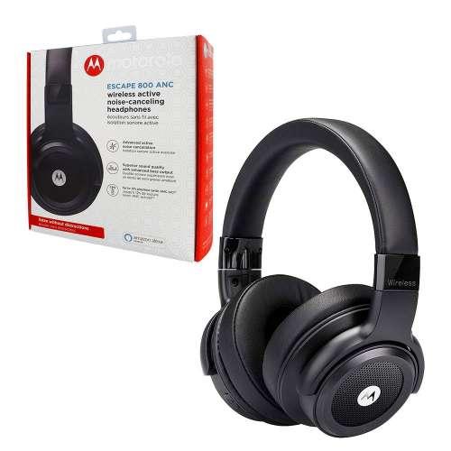 Motorola Escape 800 ANC Wireless Active Noise Cancelling BLUETOOTH Headphones £49.99 @ 7dayshop