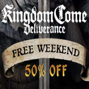 Kingdom Come Deliverance Free Weekend