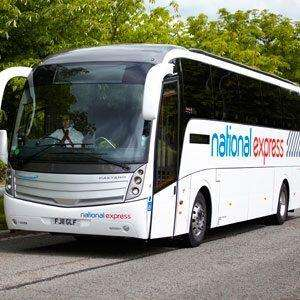 30% off National Express Coach Trip up to 4 People with Wuntu - Ends 08/10