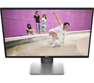 Dell SE2717H 27 Inch IPS  LCD Monitor (6 ms, Freesync , 75 Hz) - £119 at Currys/ebay-with code