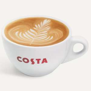 Costa filter coffee £1 most stores (75p using own cup)