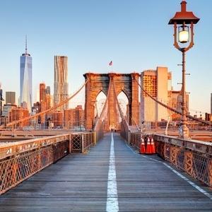 Premium Virgin Atlantic direct return flight to New York (Departing LHR/ Feb-Mar dates/Including 2x23kg baggage) £471 @ Skyscanner/FlySharp
