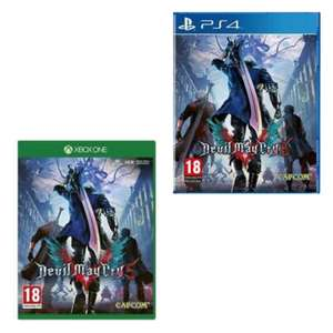 Devil May Cry 5 Deals ⇒ Cheap Price, Best Sales in UK