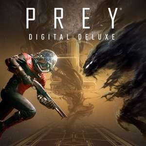 [PS4] Prey Digital Deluxe Edition Inc Base Game, Mooncrash & More £7.99 @ PlayStation Store