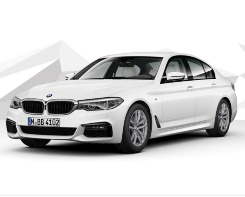 £389 deposit - £389 a month BMW 520D M Sport Saloon Total £18672 @ Sytner