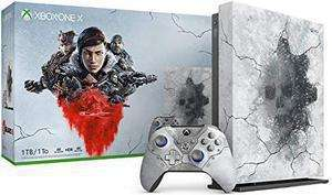 Xbox One X 1TB Gears 5 - Limited Edition console bundled with: Gears of War 4 Gears of War: Ultimate Edition Gears 5 £404.99 @ Argos ebay